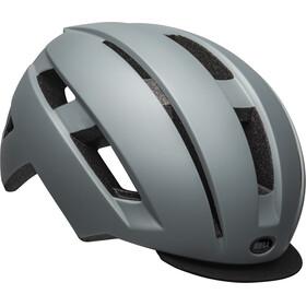 Bell Daily LED Helmet, matte gray/black